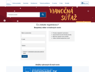 registracia.dashofer.sk screenshot