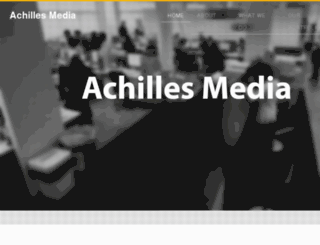 registration.achillesmedia.com screenshot