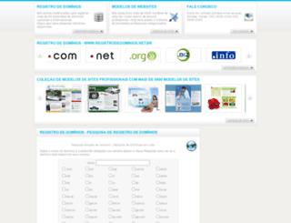 registrodedominios.net.br screenshot