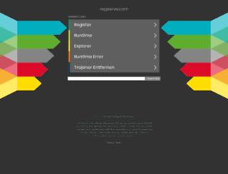 regserve.com screenshot