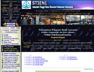 reguler-stieni.universitas-nurtanio-bandung.web.id screenshot