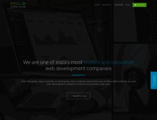 regur.net screenshot