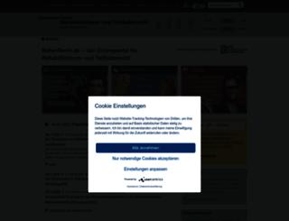 reha-recht.de screenshot