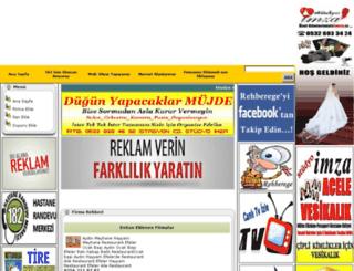 rehberege.com screenshot