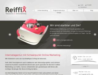 reiffix.de screenshot