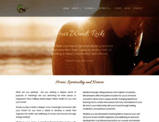 reikiforhorses.com.au screenshot