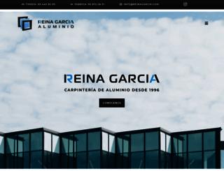 reinagarcia.com screenshot