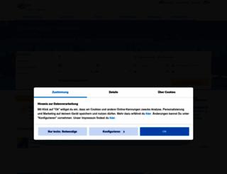 reisegeier.de screenshot