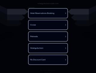 reisegutscheincode.com screenshot