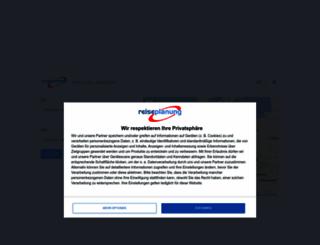 reiseplanung.de screenshot