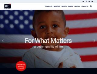 reisys.com screenshot