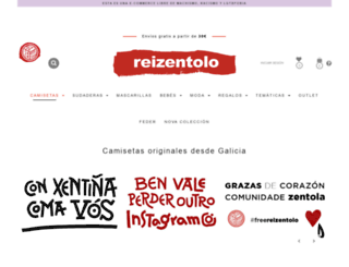 reizentolo.es screenshot