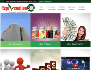 rejuvenation360.com screenshot