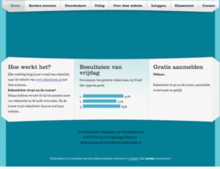 rekenbeter.nl screenshot