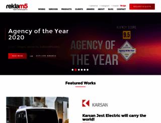 reklam5.com screenshot