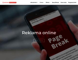 reklama.czasdzieci.pl screenshot