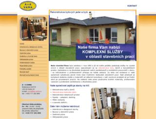 rekonstrukce-bytoveho-jadra-koupelny.cz screenshot