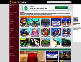 rekoroyun.com screenshot