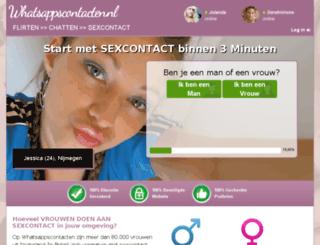 relatiebeginnen.nl screenshot