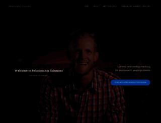relationshipsolutionsonline.com screenshot