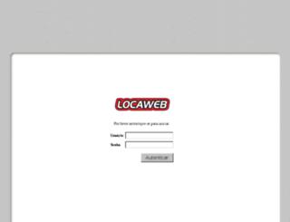 relatorios5350.locaweb.com.br screenshot