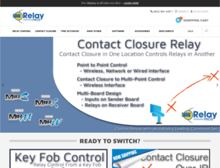 relaypros.com screenshot
