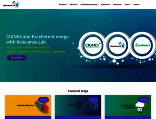 relevancelab.com screenshot