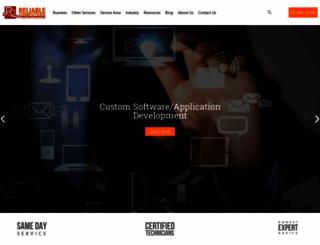 reliablecomputers.com.au screenshot