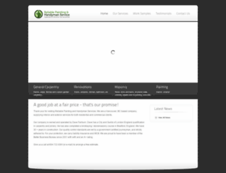 reliablehandyman.bc.ca screenshot