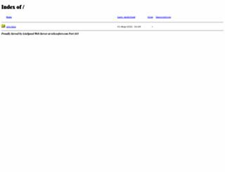 relicsoforr.com screenshot