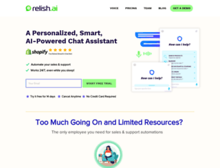 relishly.com screenshot