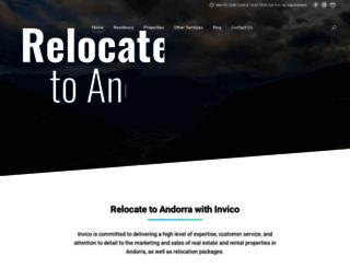 relocatetoandorra.com screenshot