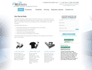 relymedia.com screenshot