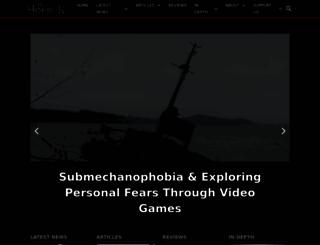 relyonhorror.com screenshot