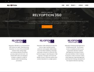 relyoption.com screenshot