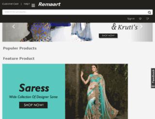 remaart.com screenshot