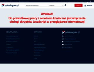 remarketing.com.pl screenshot