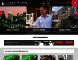 remax-du-cartier-montreal-qc-srmp.com screenshot