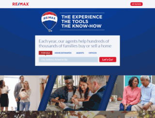 remax-ni.com screenshot