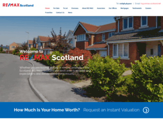 remax-scotland.net screenshot
