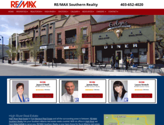 remax-southern-hr-ab.ca screenshot