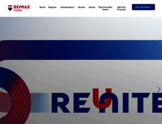 remax.eu screenshot