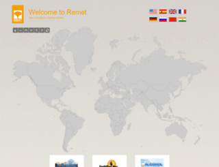 remet.com screenshot