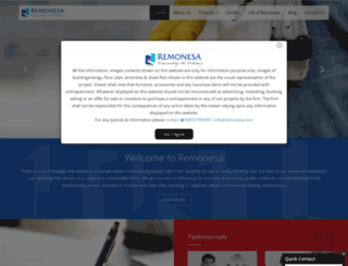 remonesa.com screenshot