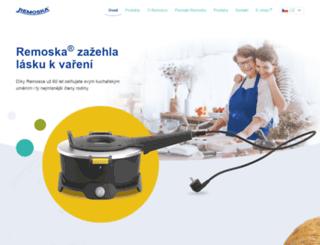 remoska.cz screenshot