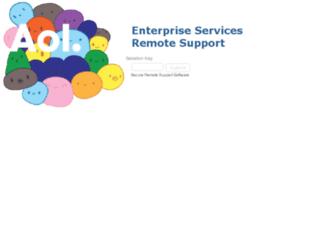 remote-aol.naismc.com screenshot