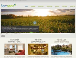remspec.net screenshot
