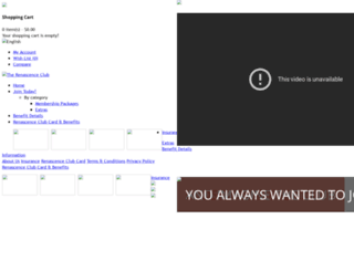 renascenceclub.ca screenshot