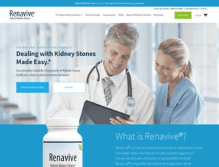 renavive.com screenshot