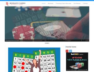 rendaivu.com screenshot
